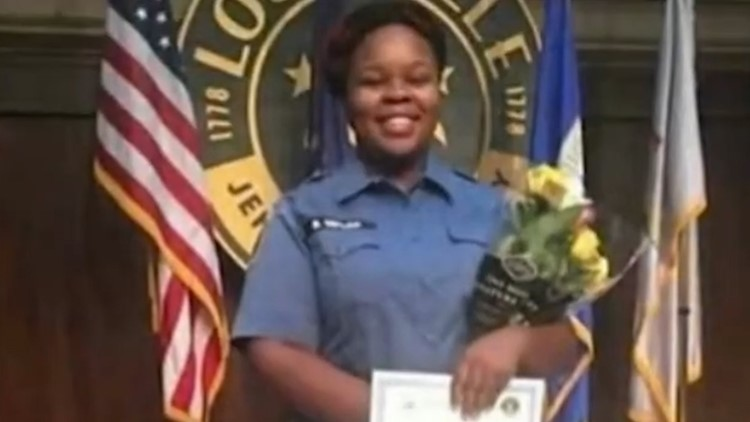 Grand jury testimony recordings detail the night police entered Breonna Taylor's apartment