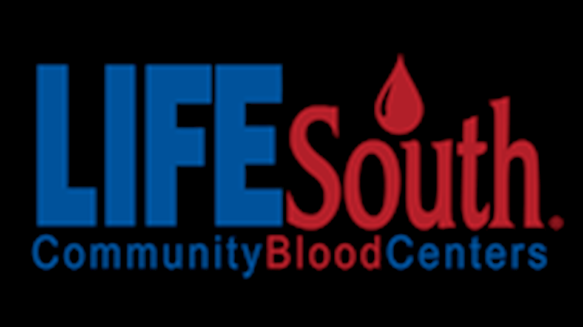 LIST: LifeSouth blood drives in February, 2021