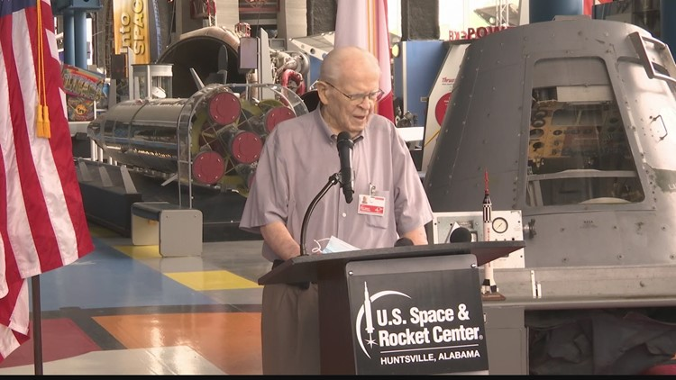 60 years since America's first manned space flight:  U.S. Space and Rocket Center celebrates