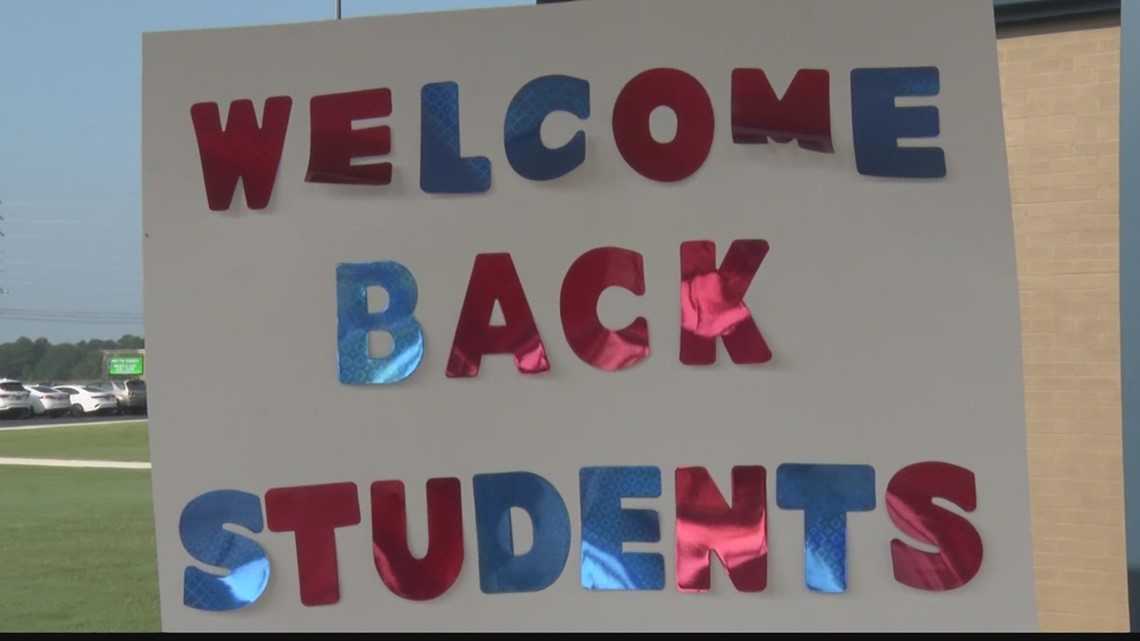 Teachers excited to be back in the classroom | Back-to-School 2021