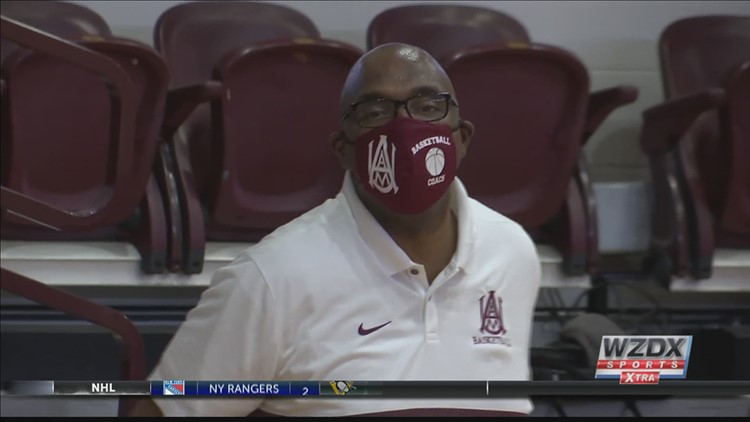 AAMU Bulldogs defeat Southern, 68-58; remain undefeated (Highlights)