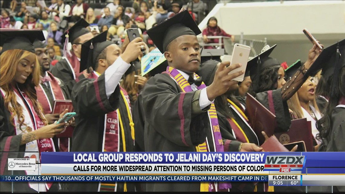 Jelani Day case calls attention to missing people of color