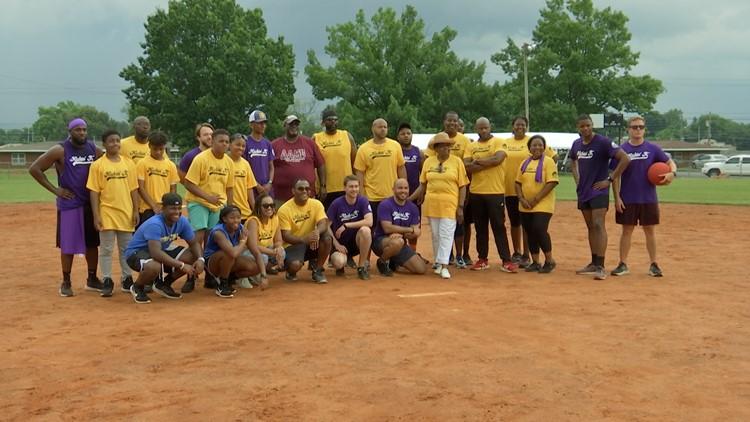 The Legacy Center raises more than $300,000 in annual kickball tournament