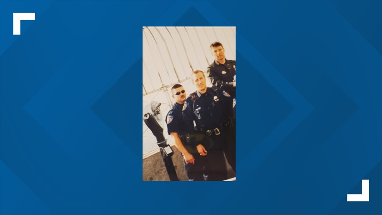 City of Madison Police Dept. deployment to Ground Zero after 9/11 attacks