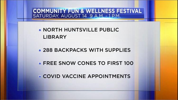 Community Fun & Wellness Festival