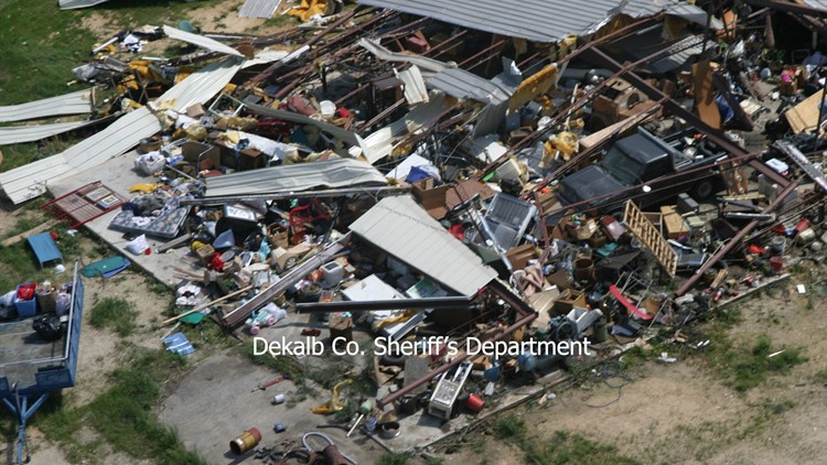 Ten Years Later: Dekalb County remembers day of deadly 2011 tornadoes