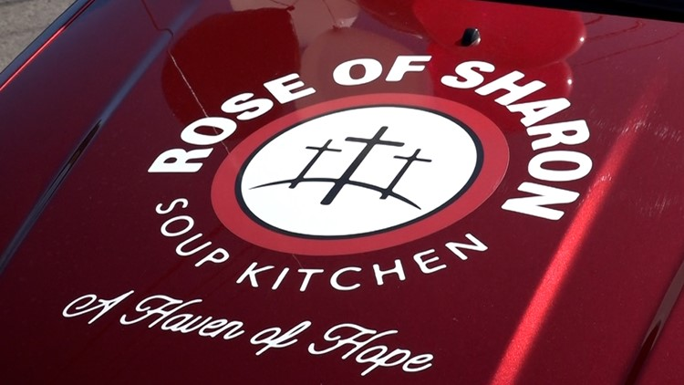 Rose of Sharon hosts grand opening for new location