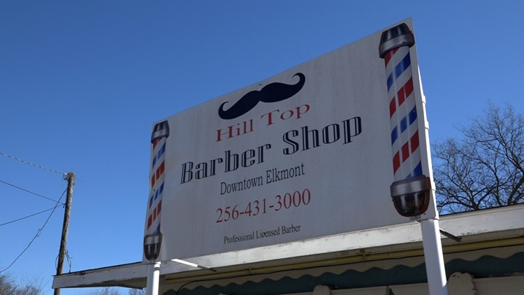 Barber offers free haircuts to linemen and first responders after winter storm