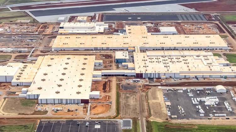 Mazda Toyota Manufacturing 'on track to start production' one year after COVID-19