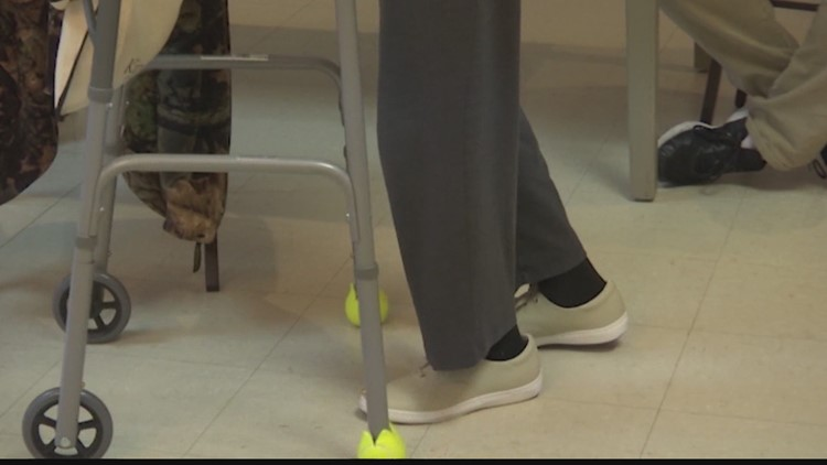 Mental Health Monday: 'Senior Isolation' - A look inside a senior living facility during the pandemic