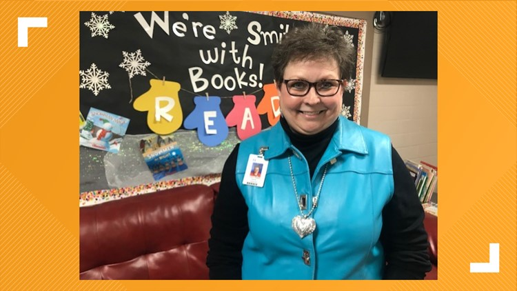 Mrs. Leeann Baggett is the Valley's Top Teacher