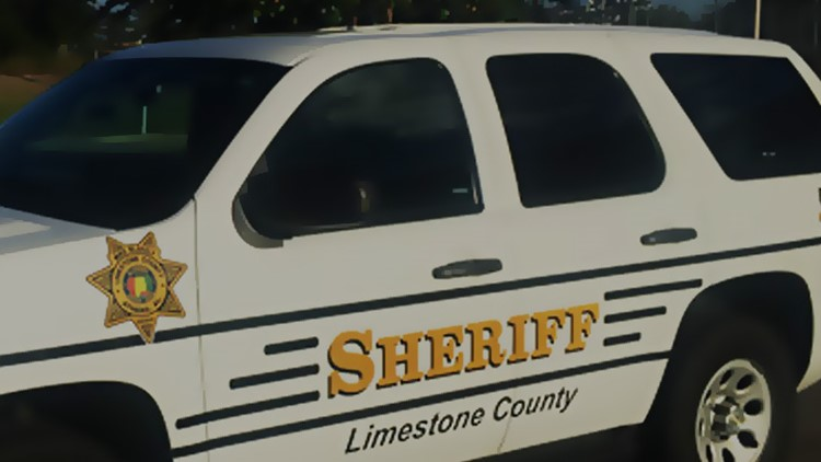 Limestone County Sheriff's Office identifies suspect in high-speed pursuit that ended in crash