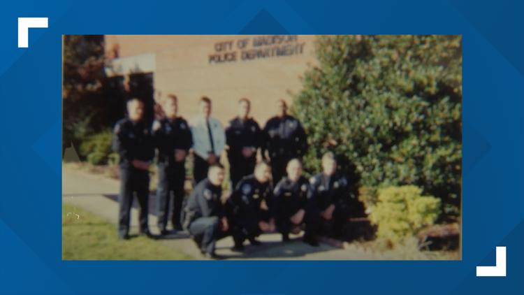 Madison, AL police officer reflects on 9/11 deployment 20 years later