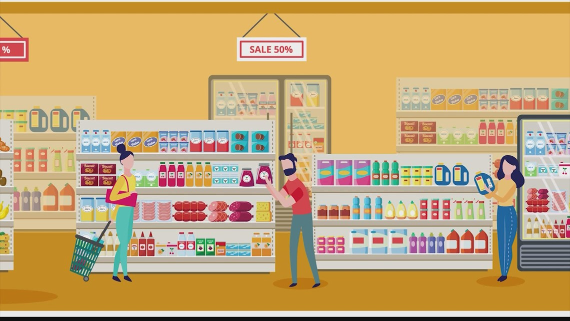 Easy ways to save money at the grocery store
