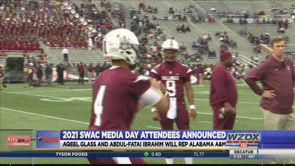 2021 SWAC Football Media Day attendees revealed