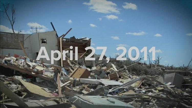 10th Anniversary of the April 27, 2011 tornado outbreak