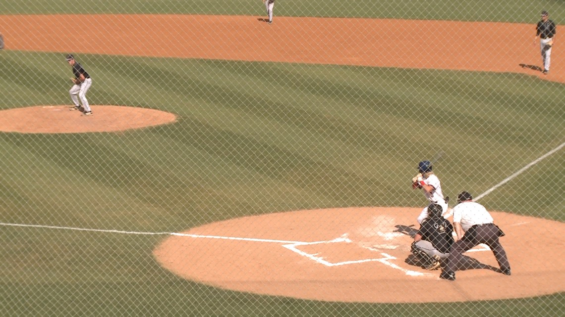 Russellville takes game 1 of the 5A Championship Series; beats Pike Road 3-1