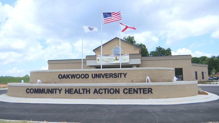 'It brought tears to my eyes': Community shares impact of Oakwood University's 'Community Health Action Center'