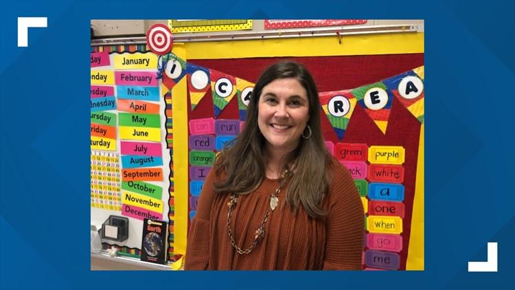 Mrs. Krissy Wann is the Valley's Top Teacher