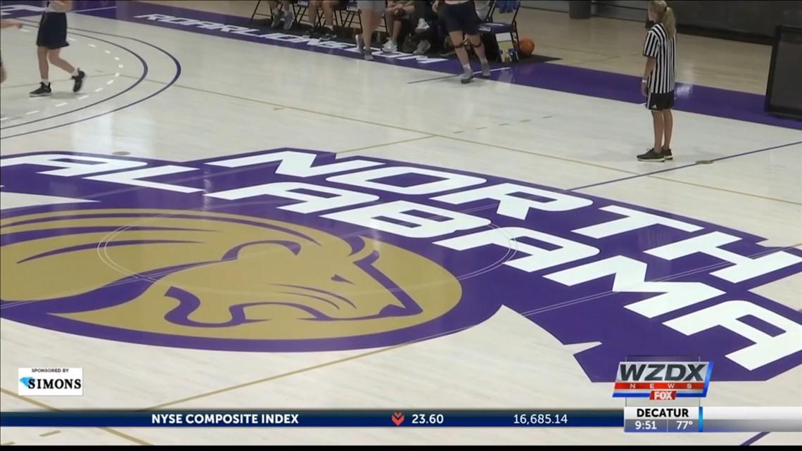 UNA Women hosts 2021 girls' basketball camp