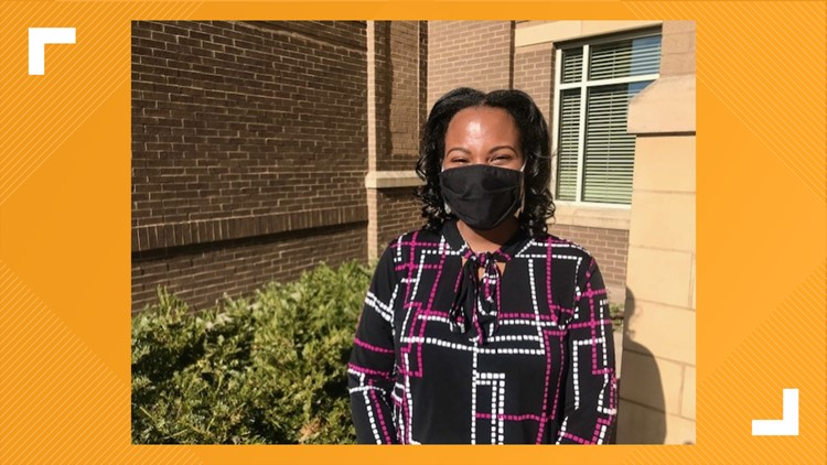 Mrs. Danielle Young is the Valley's Top Teacher