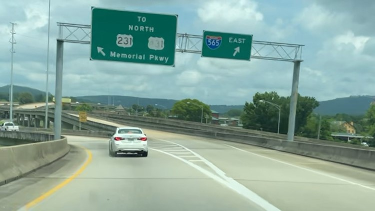 Big changes are coming to the Rocket City to improve roadways