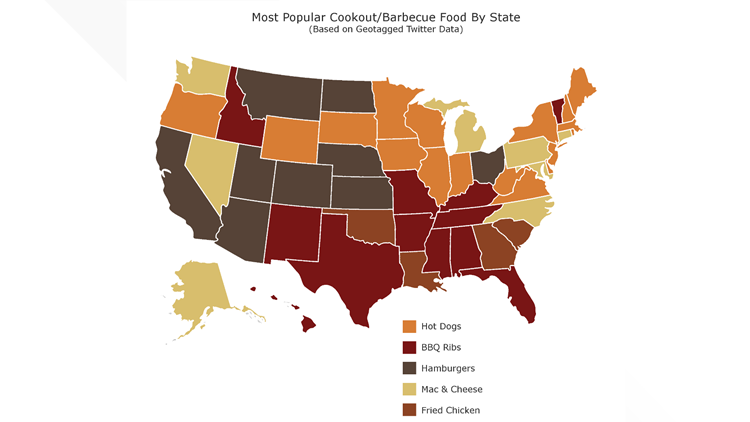 What's your favorite cookout food? What do you really, really hate?