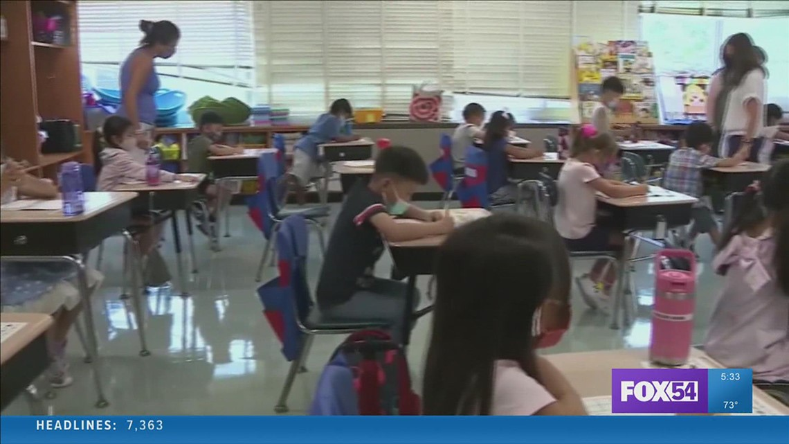 COVID vaccines boosters, vaccines for kids big topics in Huntsville