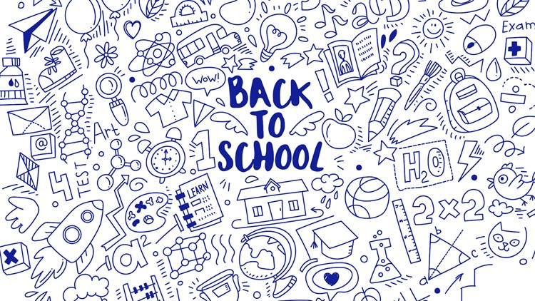 Back-to-school Sales tax holiday in Tennessee July 30-August 1