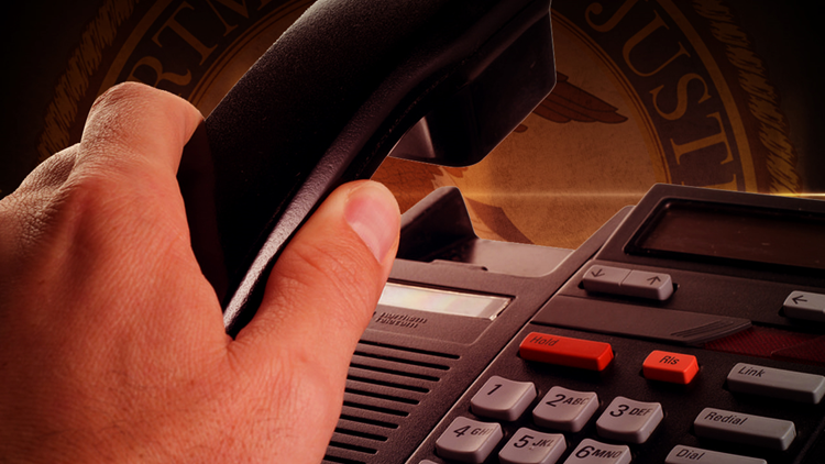 Police warn about spoof and scam phone calls