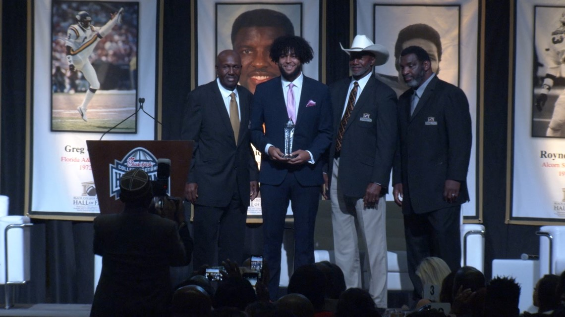 Coach Connell Maynor & Aqeel Glass honored by BCFHOF