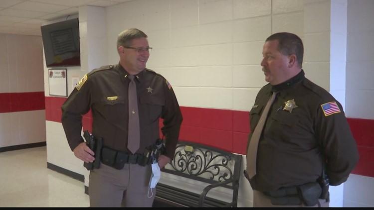 SRO Deputy Jason Pendergrass, March Valley's First Responder