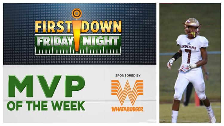 First Down Friday Night MVP of Week 2: Fortune Wheeler