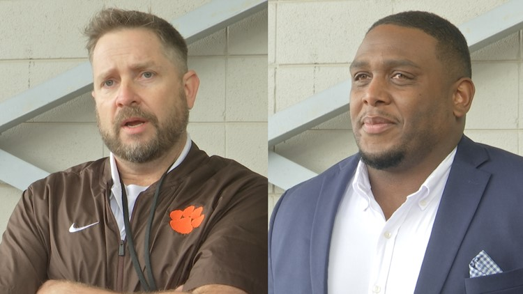 Grissom and Lee announce new head football coaches