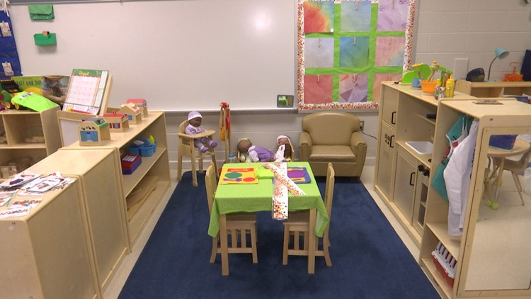 WEB EXCLUSIVE: Learn about UAH Early Learning Center's new Pre-K classroom