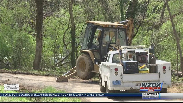After the storm: Fort Payne business owners, Street Department deal with effects of flooding