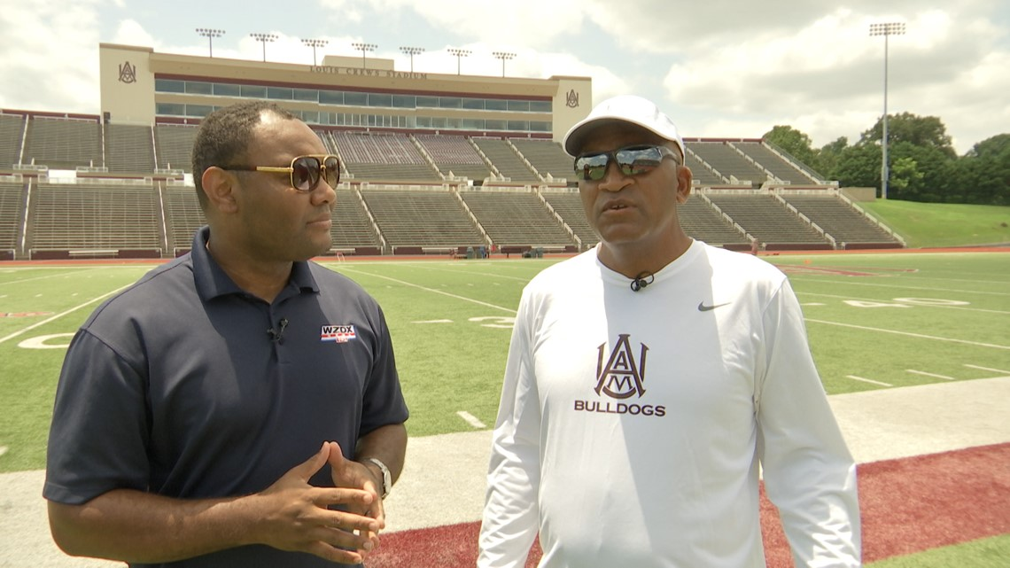 Sunday Sitdown with Alabama A&M Football Coach Connell Maynor