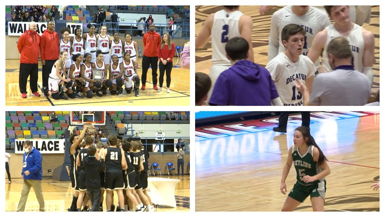 AHSAA Basketball Regional Finals - Feb. 24th 2021