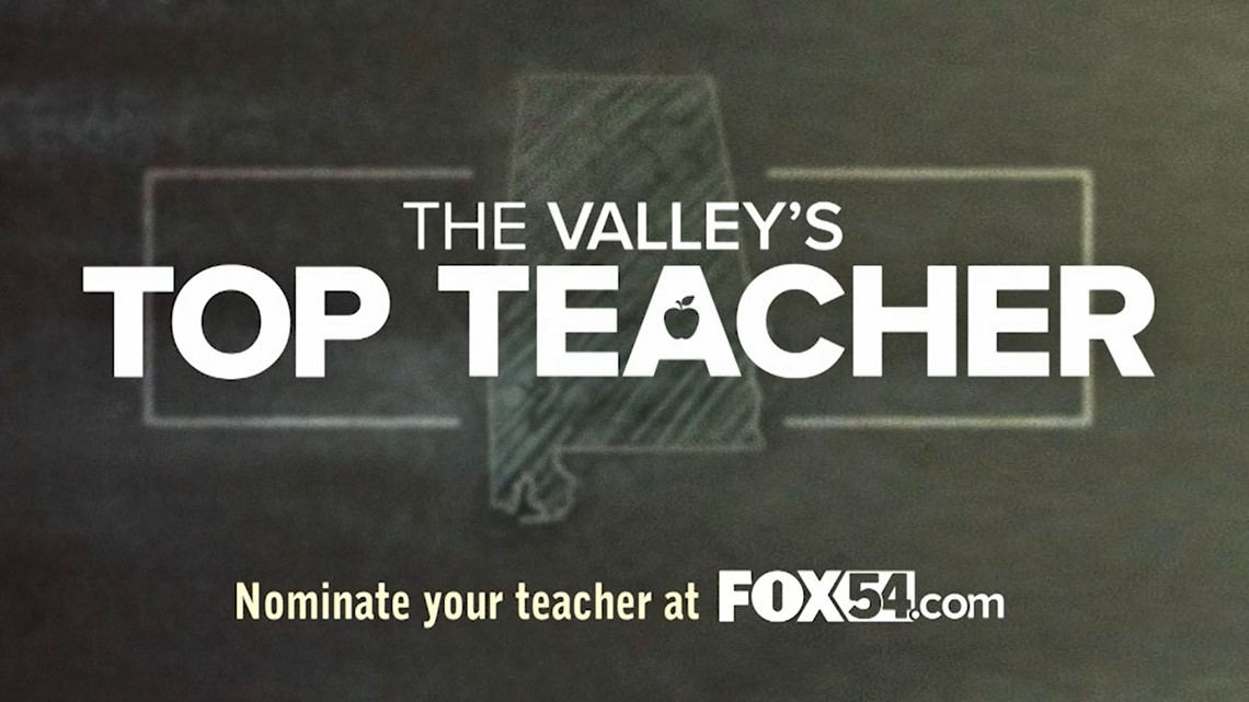 Nominate your favorite teacher for the Valley's Top Teacher