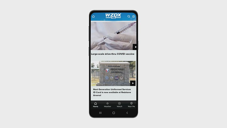 WZDX News app: News where you are