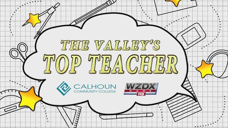 Nominate your favorite teacher to be featured on the WZDX News