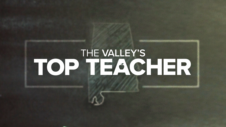 Tell us about your Valley's Top Teacher!