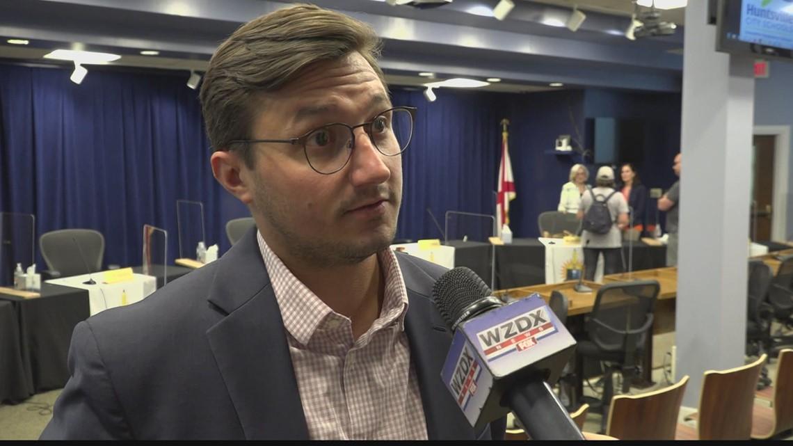 Huntsville City Schools to require masking at school