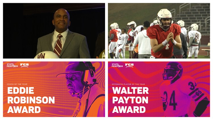 Aqeel Glass & Connell Maynor named finalists for Walter Payton and Eddie Robinson Awards