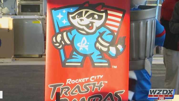 Rocket City Trash Pandas lift mask mandate