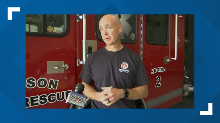 Kenneth Howard, August 2021 Valley's First Responder