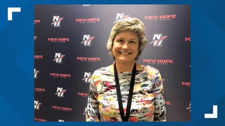 Mrs. Kelly Freeman is the Valley's Top Teacher