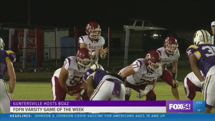 First Down Friday Night Varsity Game of the Week Preview: Boaz vs. Guntersville