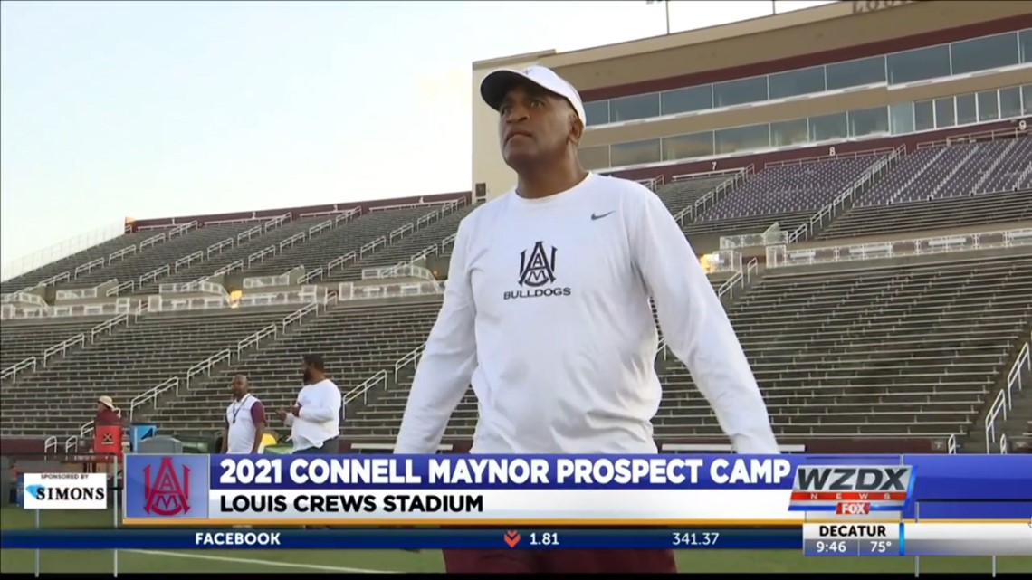 2021 Connell Maynor Prospect Camp at AAMU
