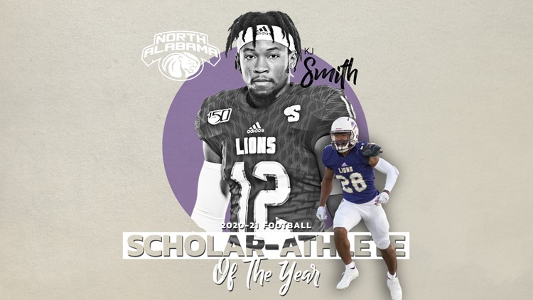 Smith named Big South Scholar Athlete of the Year (again)